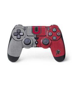 OSU Ohio State Buckeyes Split PS4 Controller Skin