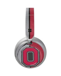 OSU Ohio State Buckeyes Split Surface Headphones Skin