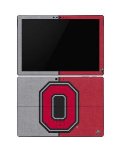 OSU Ohio State Buckeyes Split Surface Pro 6 Skin