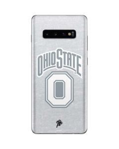 OSU Ohio State Faded Galaxy S10 Plus Skin