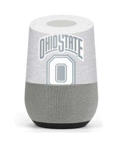 OSU Ohio State Faded Google Home Skin