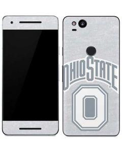 OSU Ohio State Faded Google Pixel 2 Skin