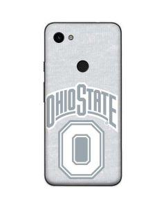 OSU Ohio State Faded Google Pixel 3a Skin
