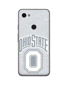 OSU Ohio State Faded Google Pixel 3a XL Skin