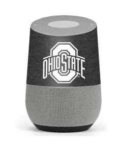 OSU Ohio State Grey Google Home Skin