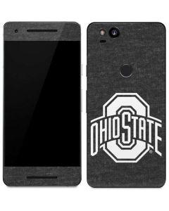 OSU Ohio State Grey Google Pixel 2 Skin