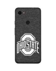 OSU Ohio State Grey Google Pixel 3a Skin