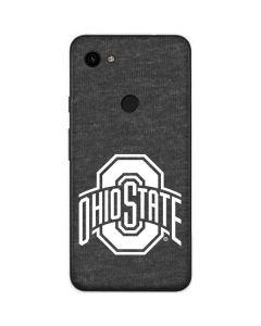 OSU Ohio State Grey Google Pixel 3a XL Skin