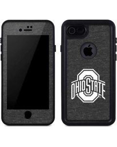 OSU Ohio State Grey iPhone 7 Waterproof Case