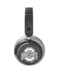 OSU Ohio State Grey Surface Headphones Skin