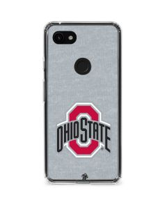 OSU Ohio State Logo Google Pixel 3a XL Clear Case