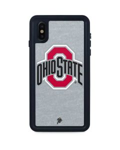 OSU Ohio State Logo iPhone XS Max Waterproof Case