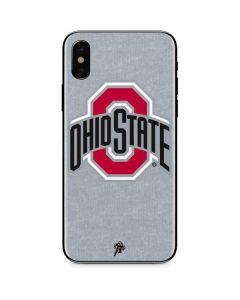 OSU Ohio State Logo iPhone XS Skin