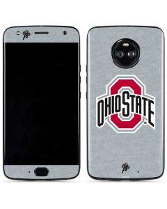 OSU Ohio State Logo Moto X4 Skin