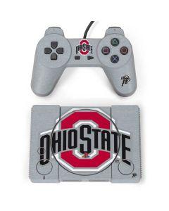 OSU Ohio State Logo PlayStation Classic Bundle Skin