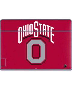 OSU Ohio State O Galaxy Book Keyboard Folio 12in Skin