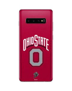 OSU Ohio State O Galaxy S10 Plus Skin