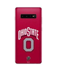 OSU Ohio State O Galaxy S10 Plus Skin
