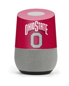 OSU Ohio State O Google Home Skin