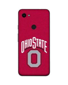 OSU Ohio State O Google Pixel 3a Skin