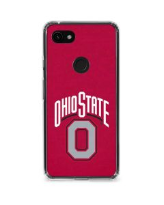 OSU Ohio State O Google Pixel 3a XL Clear Case