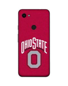 OSU Ohio State O Google Pixel 3a XL Skin