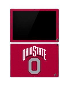OSU Ohio State O Google Pixel Slate Skin