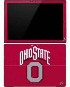 OSU Ohio State O Surface Pro 4 Skin