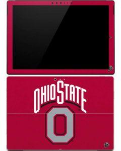 OSU Ohio State O Surface Pro (2017) Skin