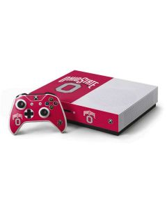 OSU Ohio State O Xbox One S Console and Controller Bundle Skin