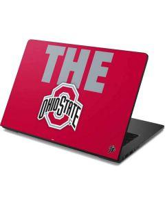 OSU The Ohio State Buckeyes Dell Chromebook Skin