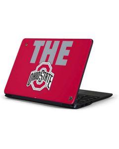 OSU The Ohio State Buckeyes Samsung Chromebook Skin
