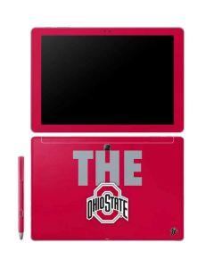 OSU The Ohio State Buckeyes Galaxy Book 12in Skin