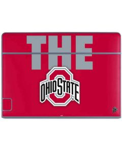 OSU The Ohio State Buckeyes Galaxy Book Keyboard Folio 10.6in Skin