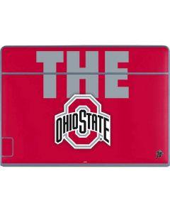 OSU The Ohio State Buckeyes Galaxy Book Keyboard Folio 12in Skin