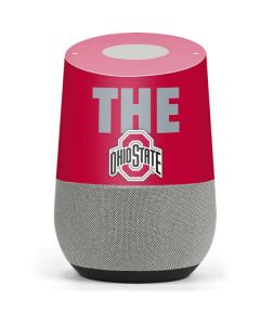OSU The Ohio State Buckeyes Google Home Skin