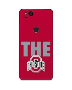 OSU The Ohio State Buckeyes Google Pixel 2 Skin