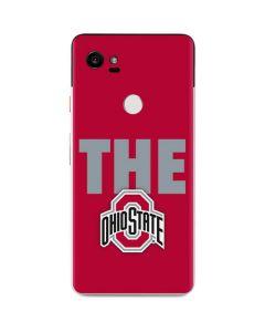 OSU The Ohio State Buckeyes Google Pixel 2 XL Skin