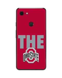 OSU The Ohio State Buckeyes Google Pixel 3 XL Skin