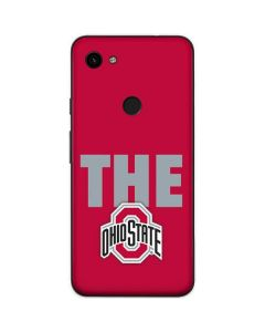 OSU The Ohio State Buckeyes Google Pixel 3a Skin