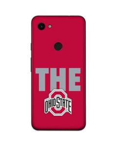 OSU The Ohio State Buckeyes Google Pixel 3a XL Skin