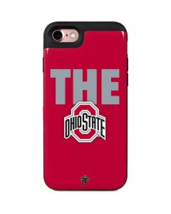 OSU The Ohio State Buckeyes iPhone 7 Wallet Case