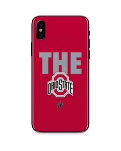 OSU The Ohio State Buckeyes iPhone XS Max Skin