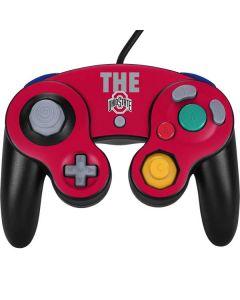 OSU The Ohio State Buckeyes Nintendo GameCube Controller Skin