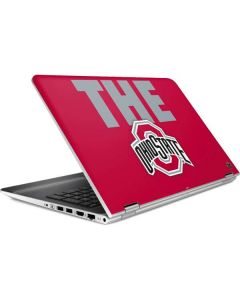 OSU The Ohio State Buckeyes HP Pavilion Skin