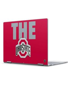 OSU The Ohio State Buckeyes Pixelbook Skin