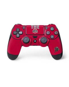 OSU The Ohio State Buckeyes PS4 Controller Skin