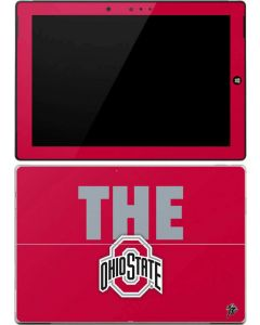 OSU The Ohio State Buckeyes Surface 3 Skin