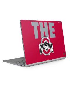OSU The Ohio State Buckeyes Surface Book 2 13.5in Skin
