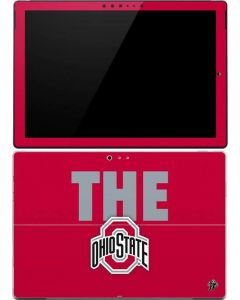 OSU The Ohio State Buckeyes Surface Pro 4 Skin
